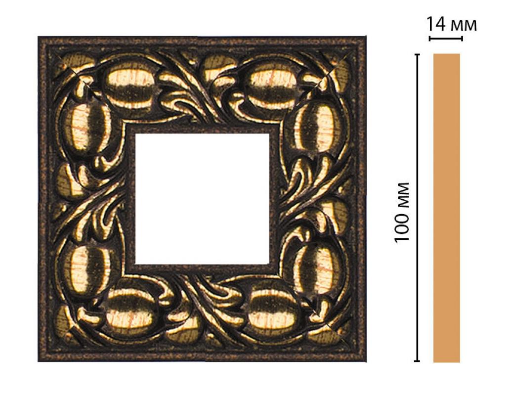 Вставка цветная DECOMASTER 157-2-56