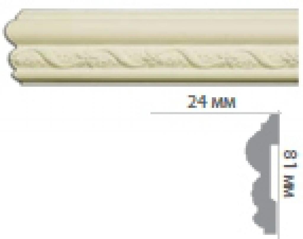 Молдинг с орнаментом CR155 FLEXI