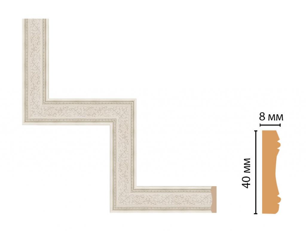 Декоративный угловой элемент DECOMASTER 188-1-14