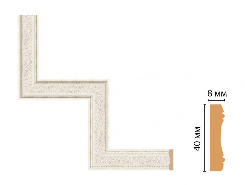 Декоративный угловой элемент DECOMASTER 188-1-15