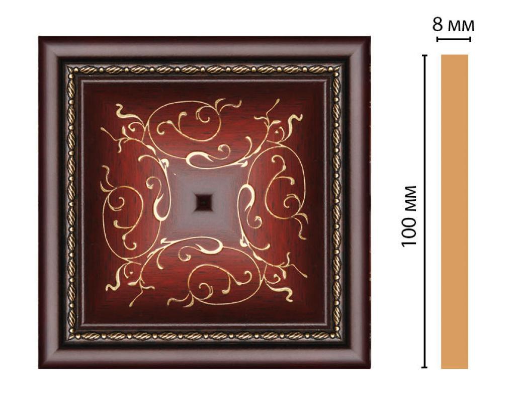 Вставка цветная DECOMASTER 186-2-52