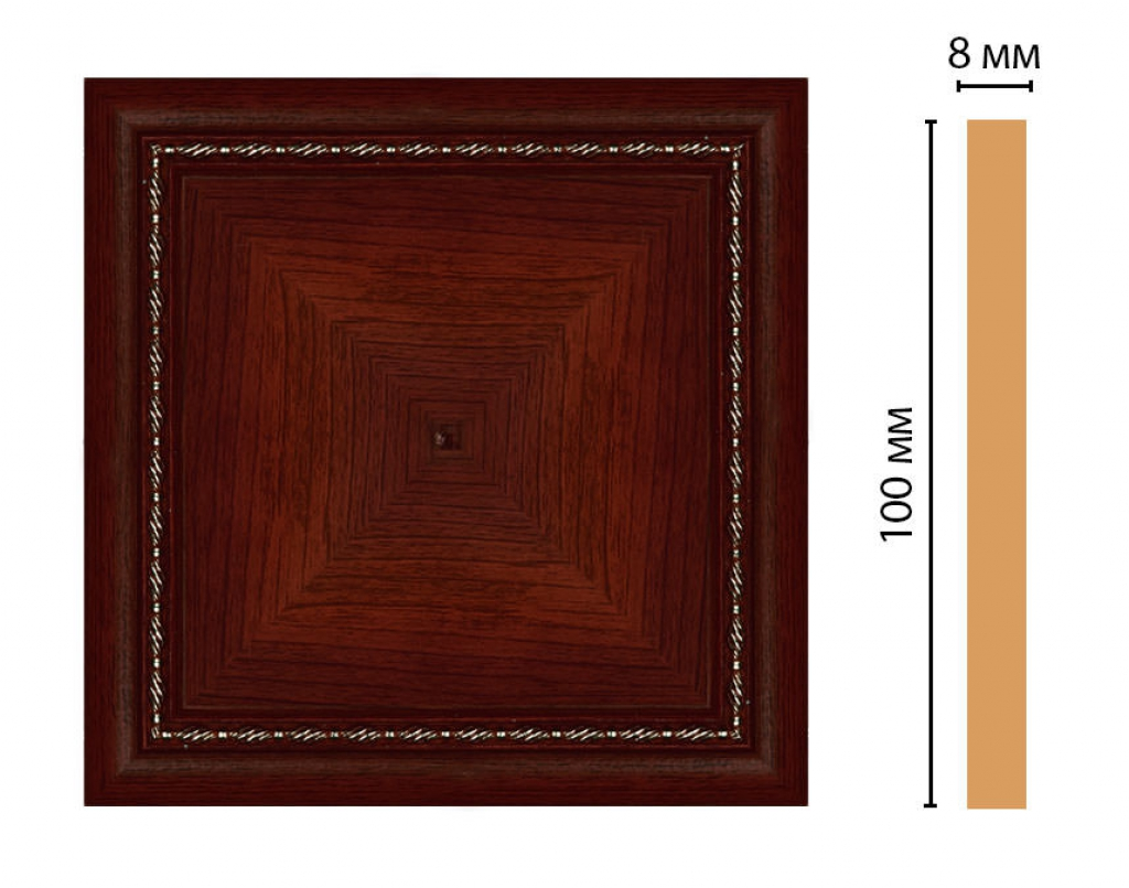 Вставка цветная DECOMASTER 185-2-52