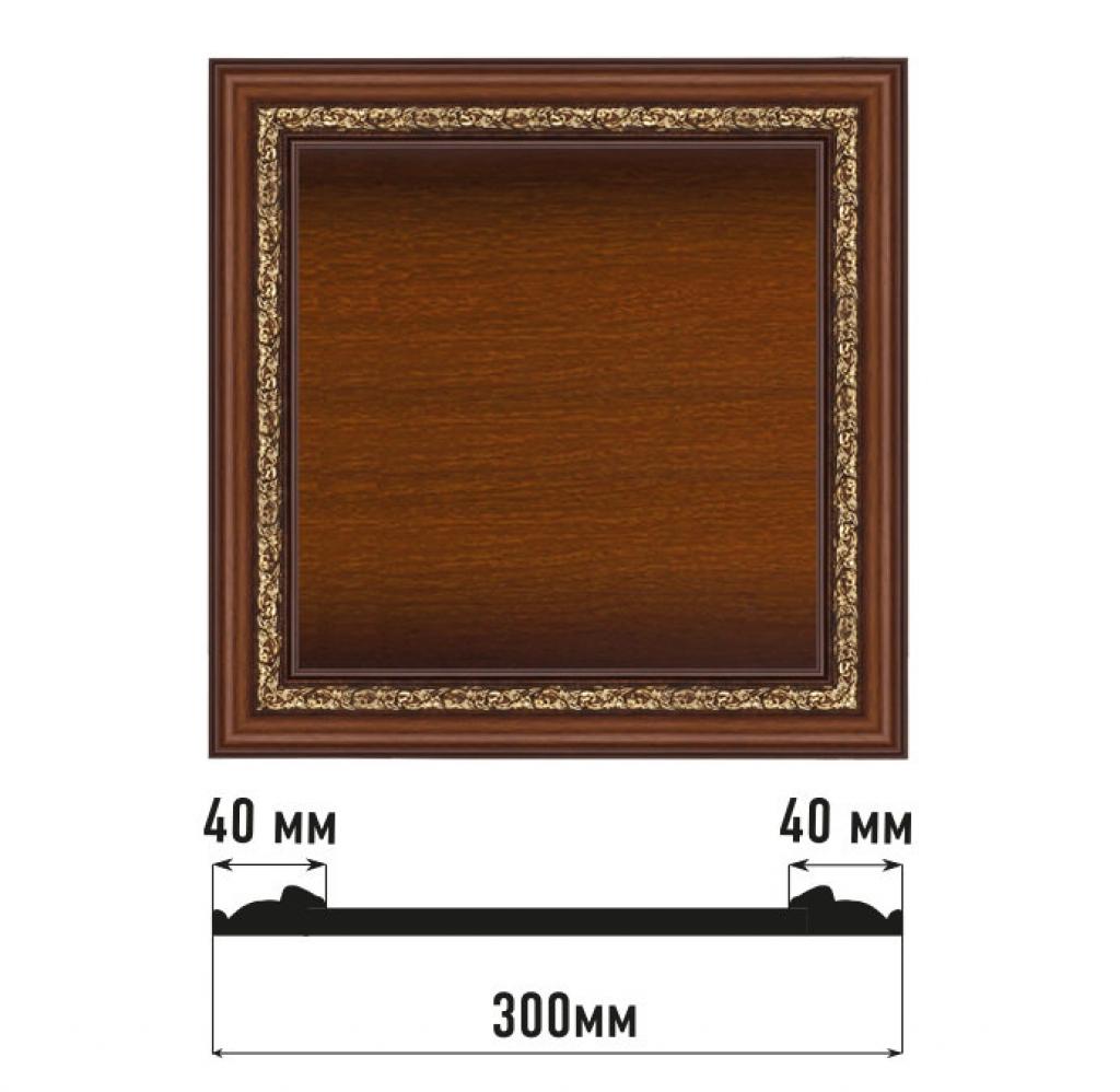 Декоративная панно DECOMASTER D30-51