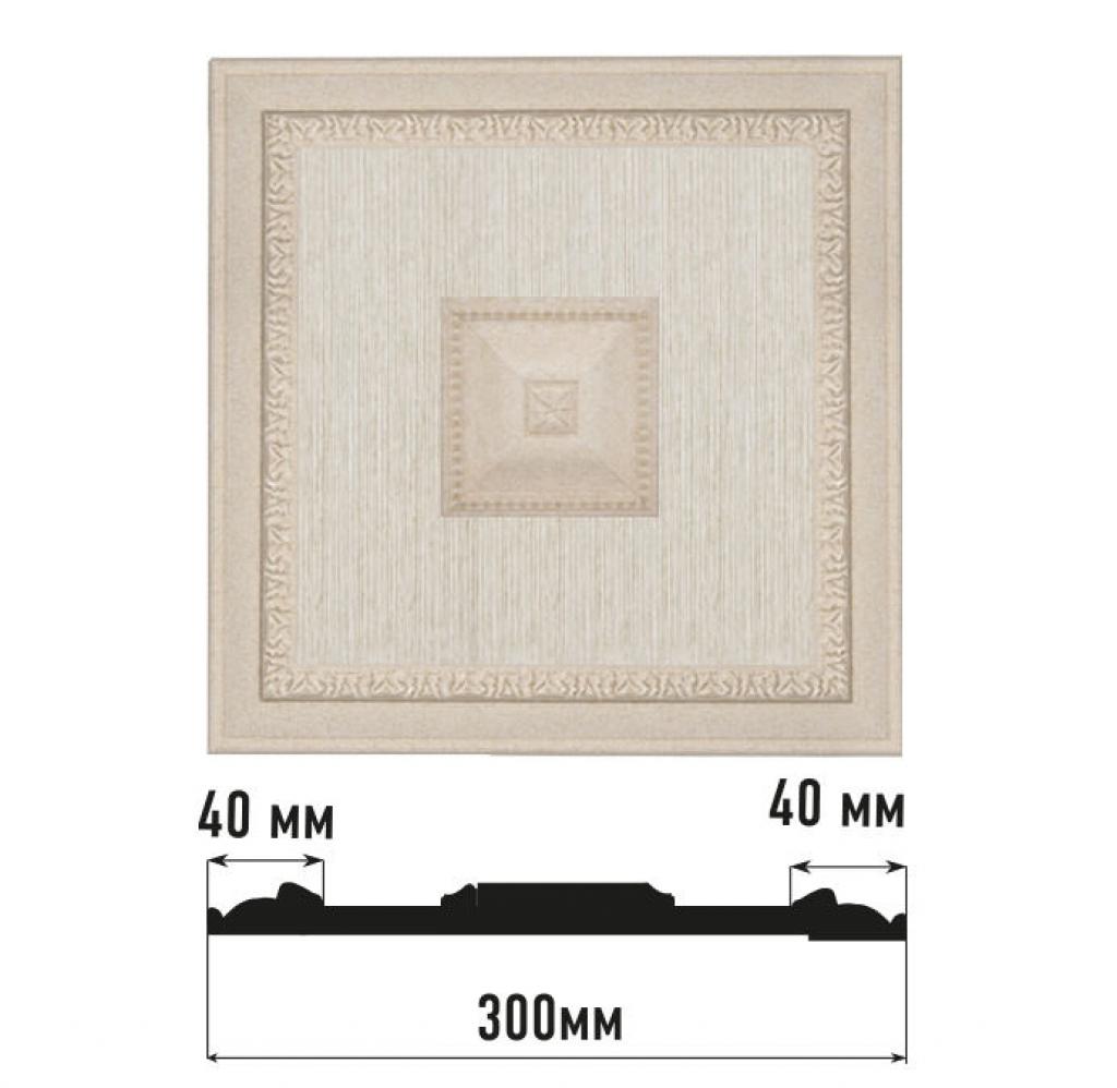 Декоративная панно DECOMASTER D31-19D