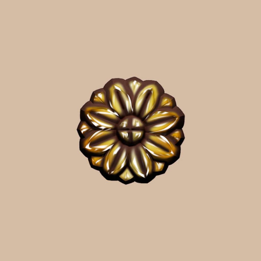Орнамент крашенный DECOMASTER 80002-57