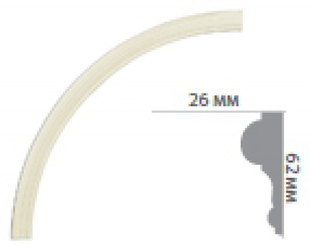 Круговой бордюр LR3073/65
