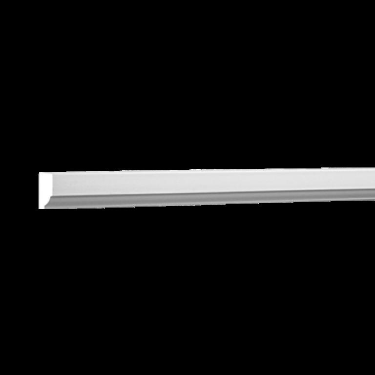 Молдинг с гладким профилем FLEX 1.51.305