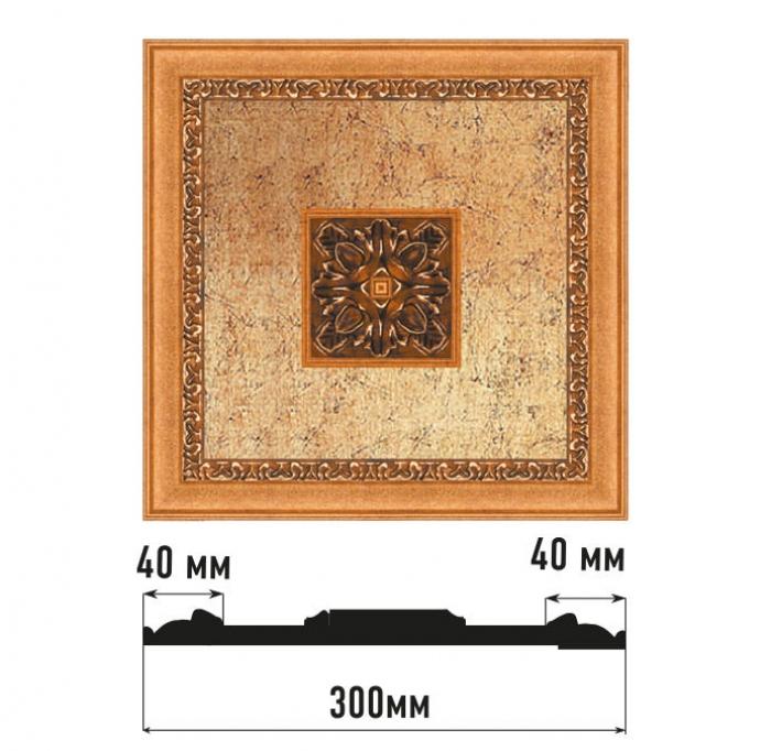 Декоративная панно DECOMASTER D31-1223