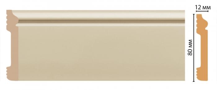 Плинтус напольный DECOMASTER D005-61ДМ