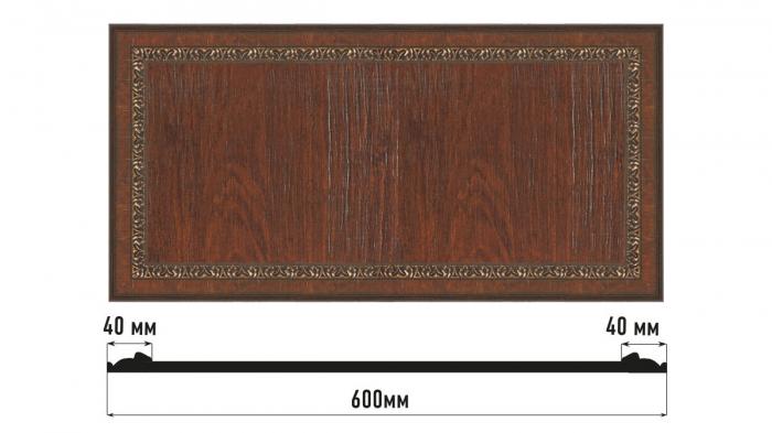 Декоративная панно DECOMASTER D3060-2