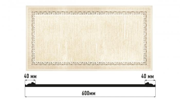 Декоративная панно DECOMASTER D3060-6