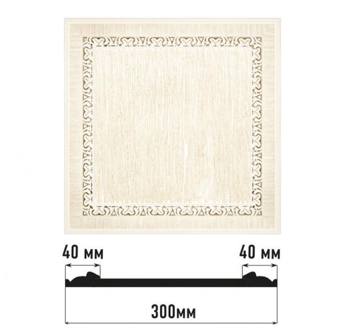 Декоративная панно DECOMASTER D30-7D