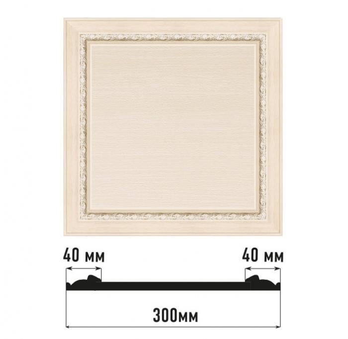 Декоративная панно DECOMASTER D30-13