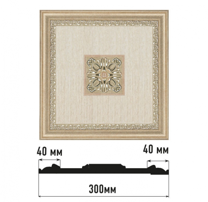 Декоративная панно DECOMASTER D31-59